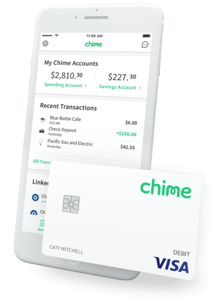 chime mobile banking app - Prepaid Cards With Mobile Deposit