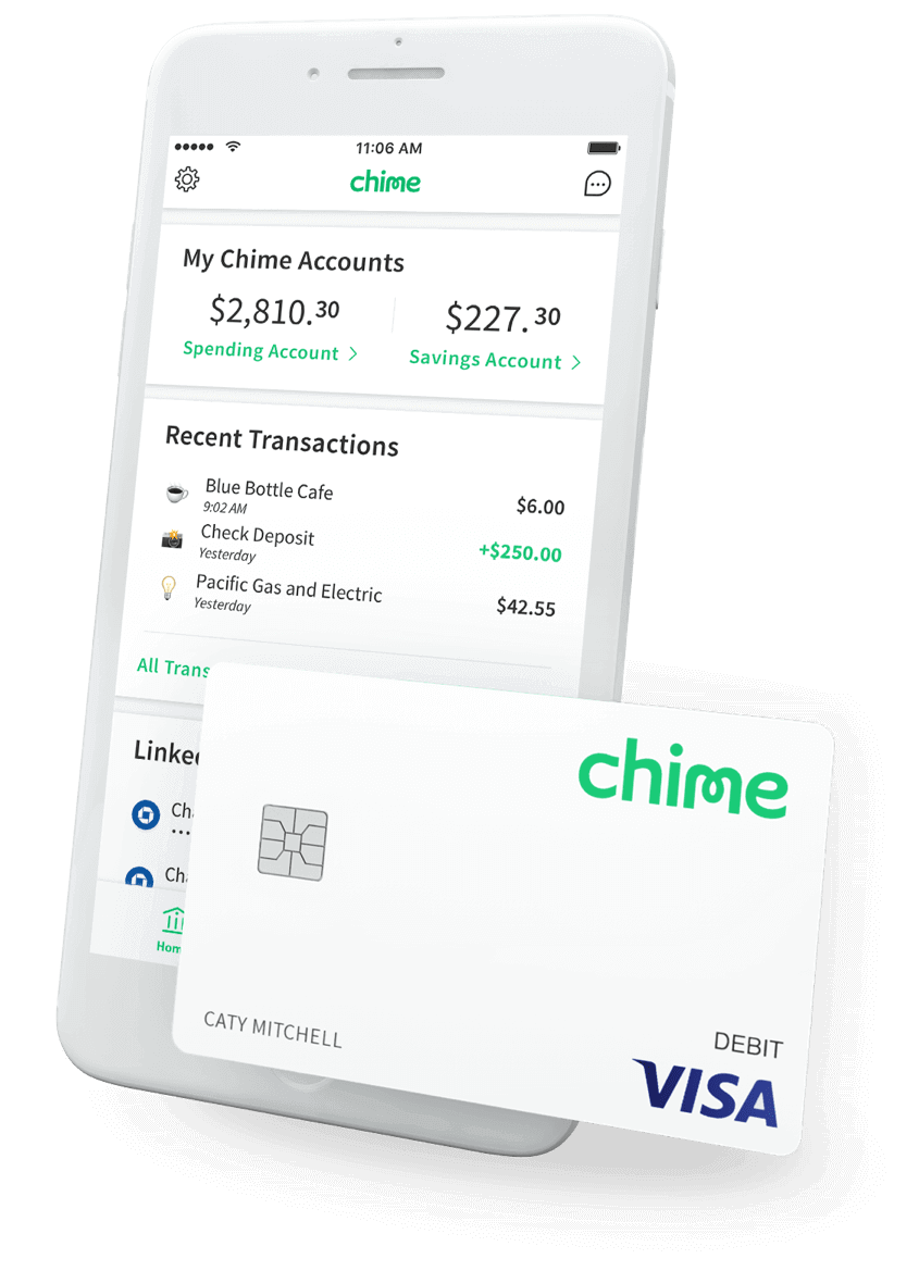 Chime Mobile Banking App