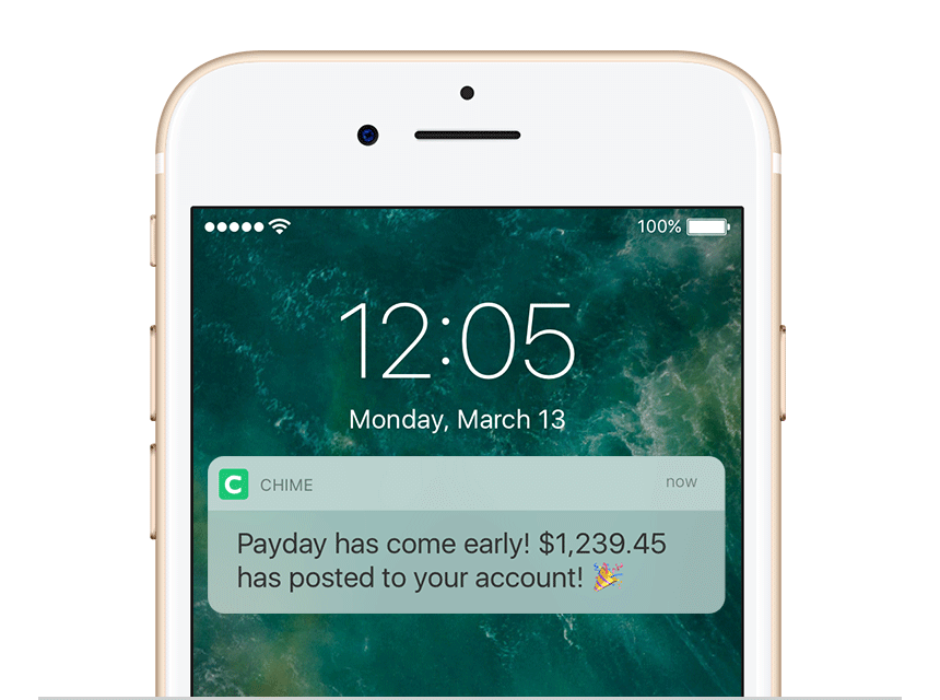 Get Paid Early App