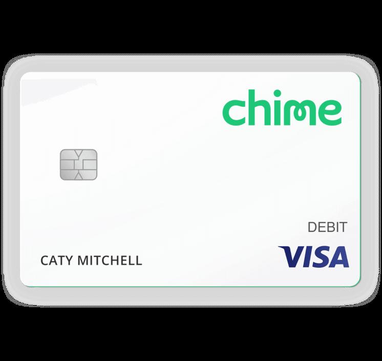 Chime Visa Debit Card