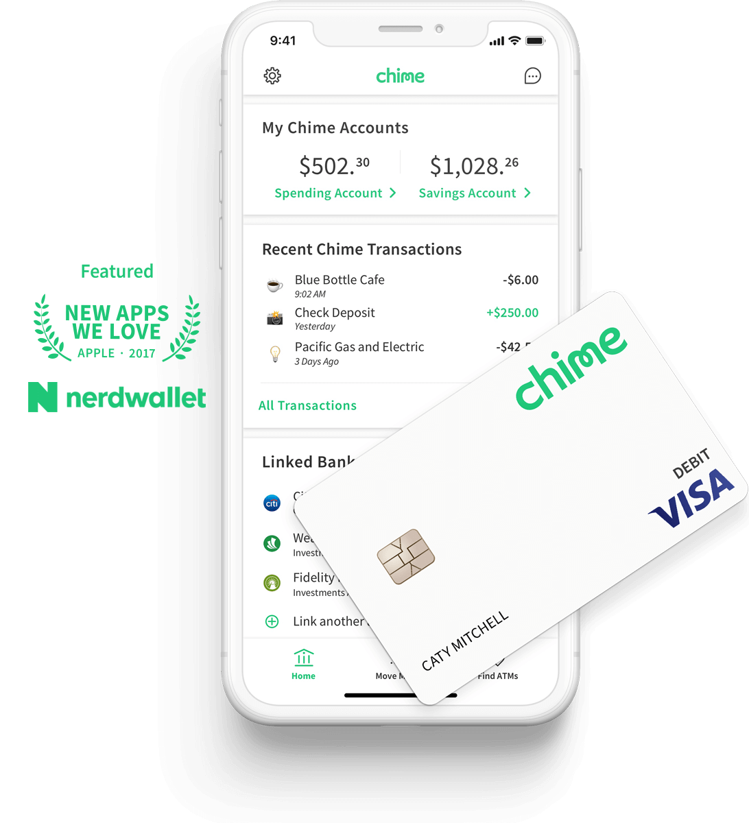Chime Mobile Banking