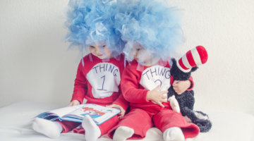 Halloween Costumes From Your Favorite Children's Books