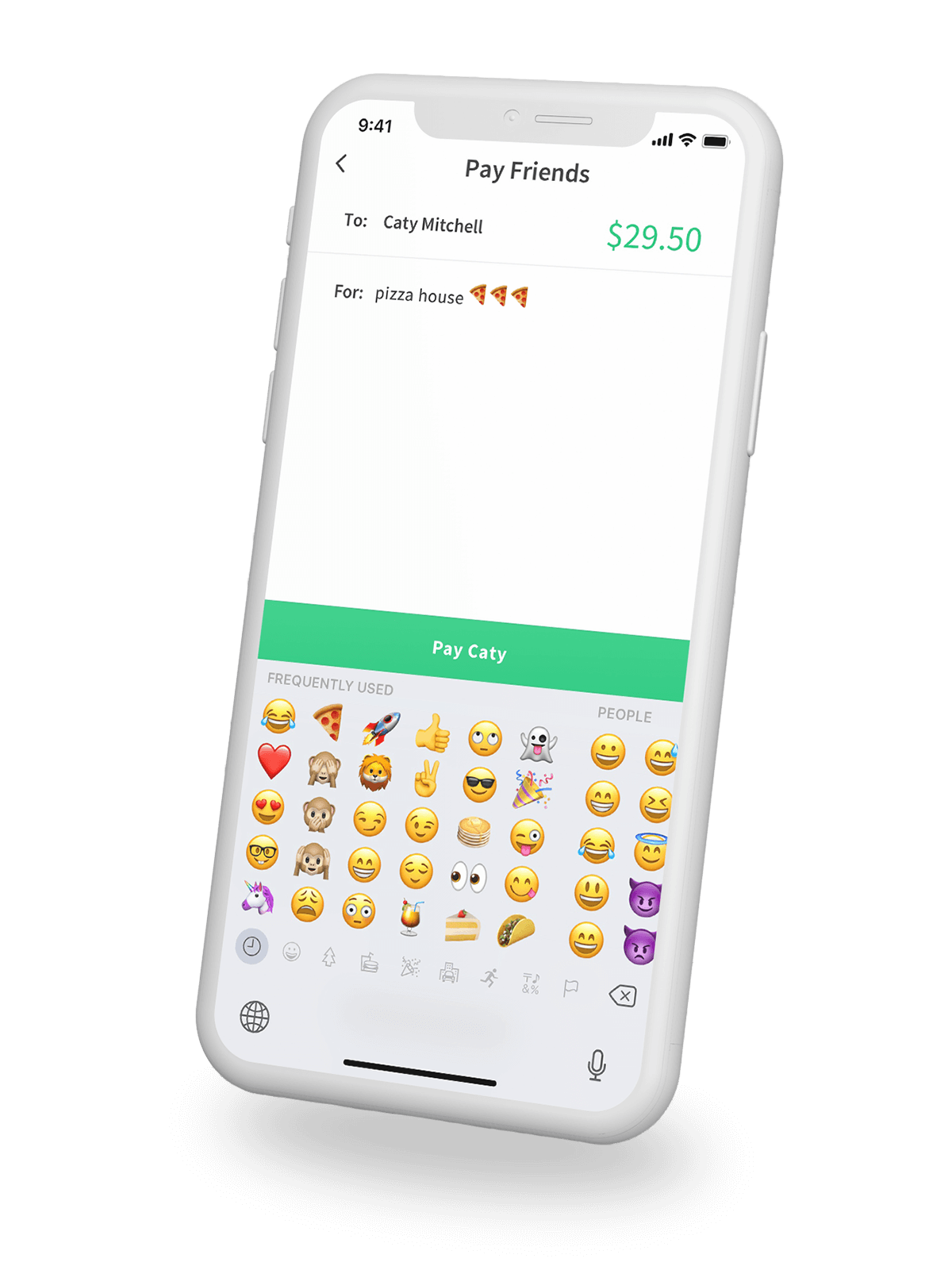 Pay Friends Is A Payment Feature That Built Into Your Mobile Bank Account Instantly Send Money To Family Or Roommates When They Open