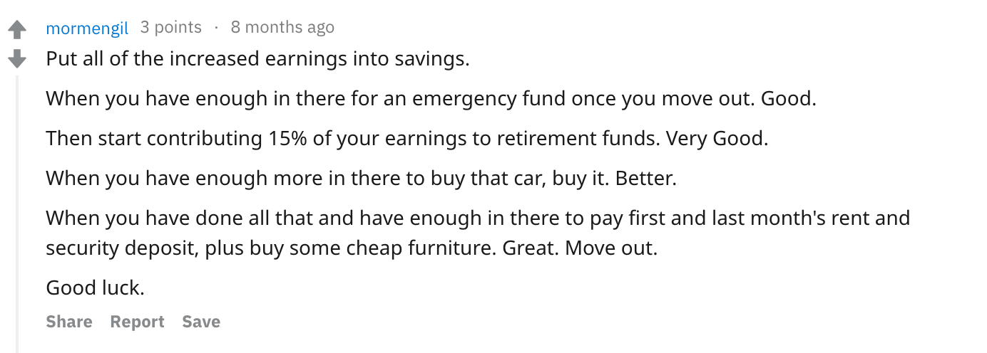 Roseglennorthdakota / Try These Emergency Fund Personal Finance Reddit