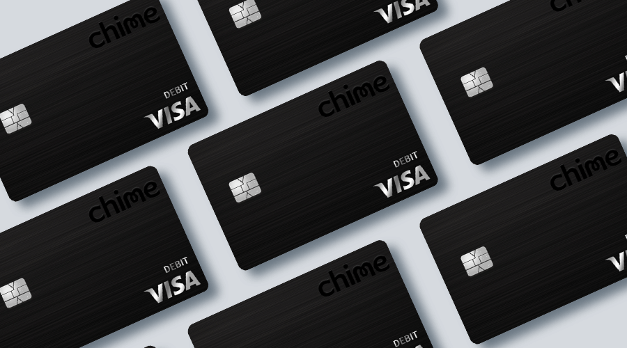 Limited-Edition Metal Chime Visa® Debit Card