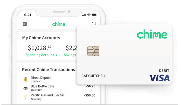 Mobile Banking App for iPhone and Android | Chime Banking