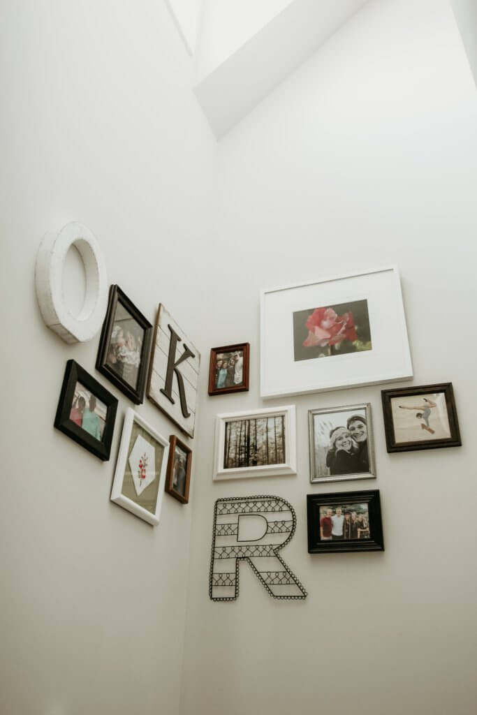 photowall decorating home on a budget diy