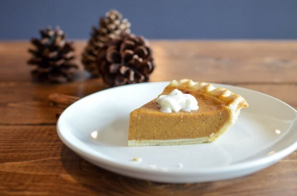 Thanksgiving On A Budget Pie Desert