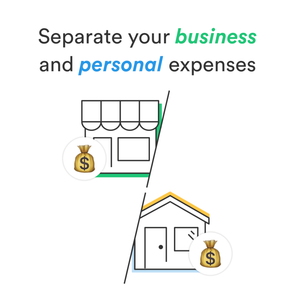 How to file your taxes as a freelancer: business vs personal expenses