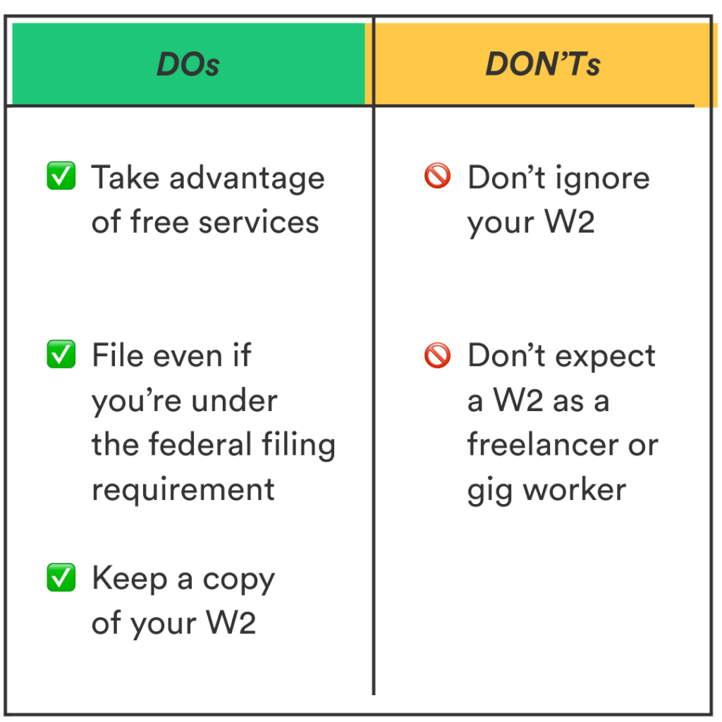 how to fill out your w2 tips