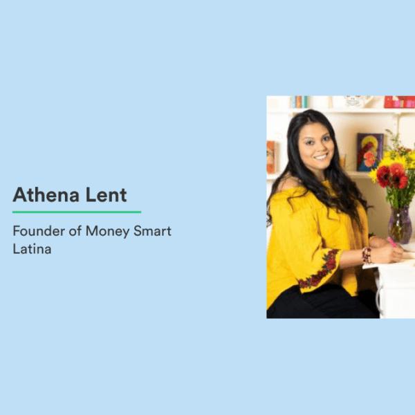 Athena Lent Money Smart Latina