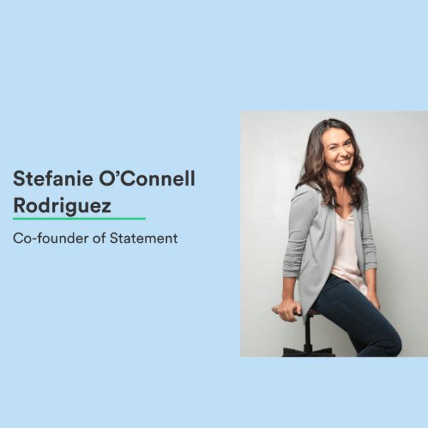 Stefanie O'Connell Rodriguez Statement