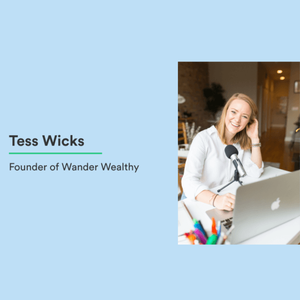 Tess Wicks Wander Wealthy