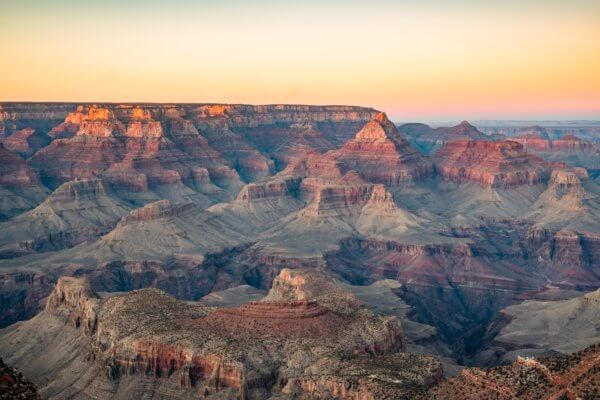 Virtual Vacation Ideas Grand Canyon