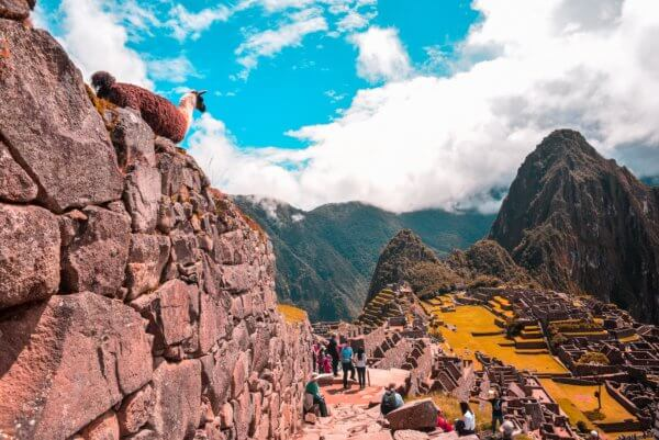 Virtual Vacation Ideas Machu Picchu