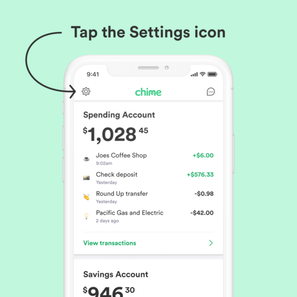 How to join Chime Credit Builder waitlist 1