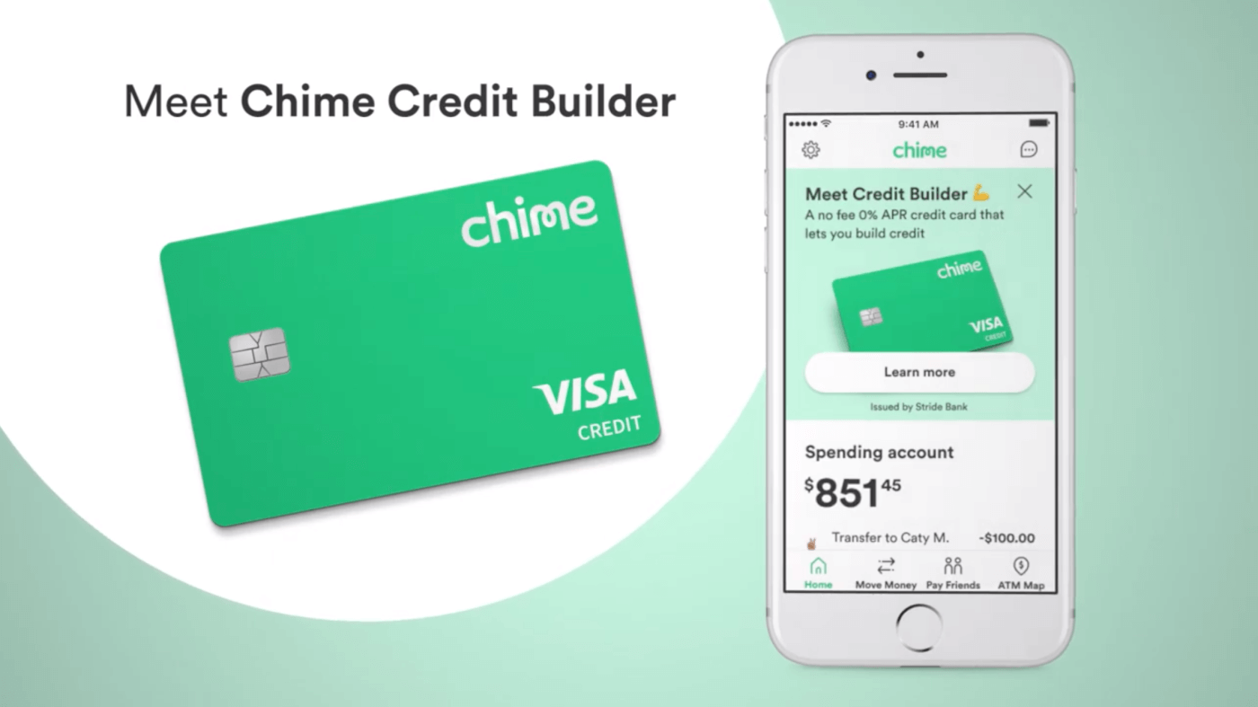 Credit Builder Card Chime