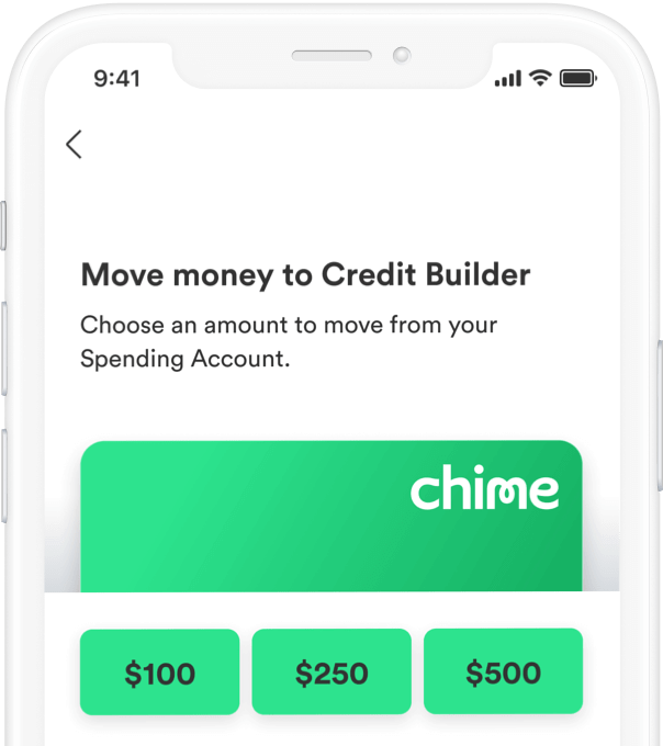 Chime Credit Builder How to Move Money